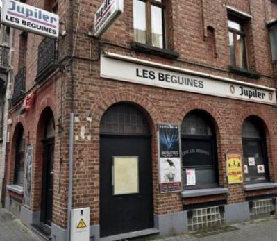 Les Beguines Bar in Molenbeek