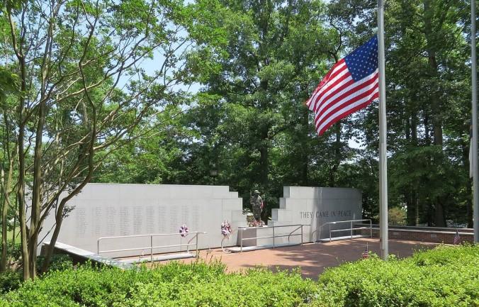 beirut memorial